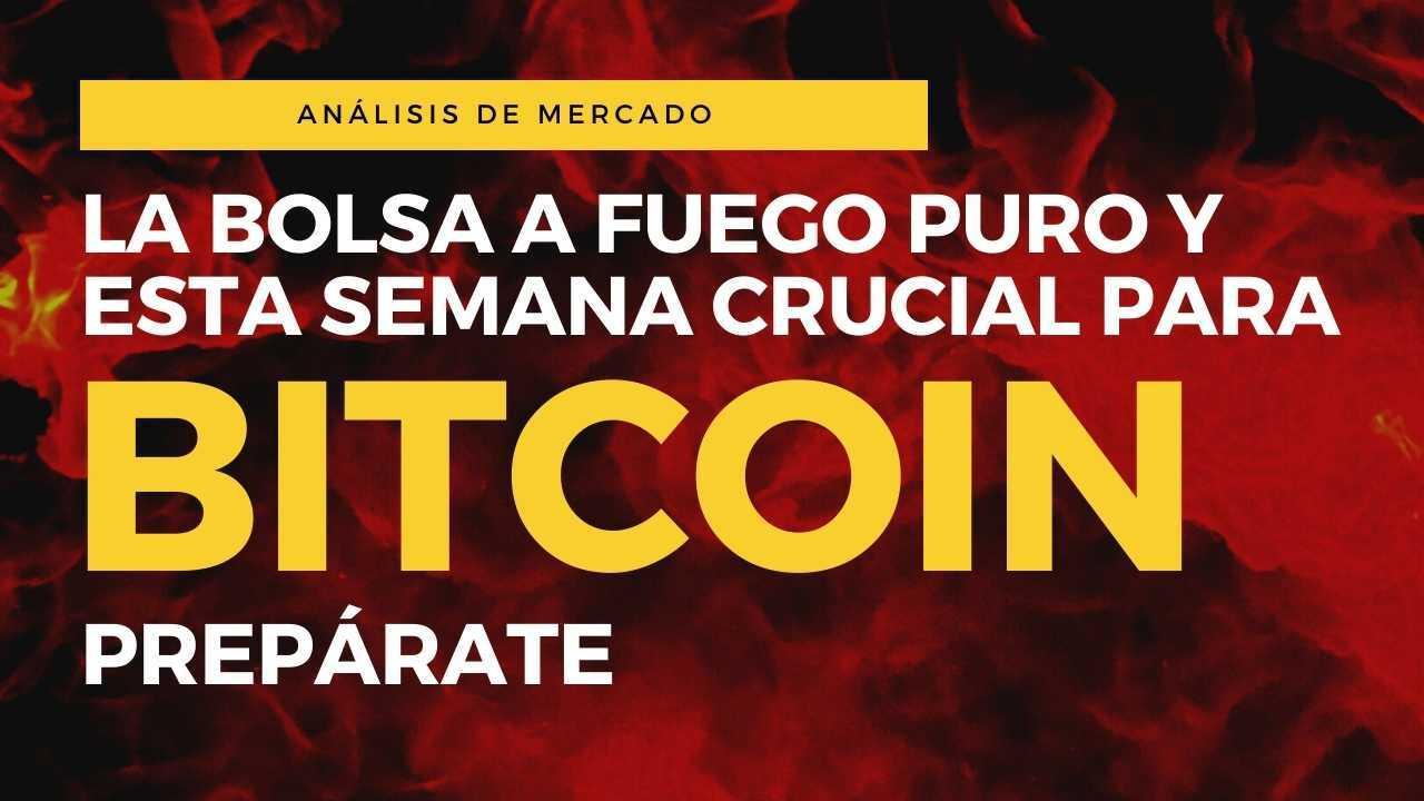 Semana crucial para Bitcoin