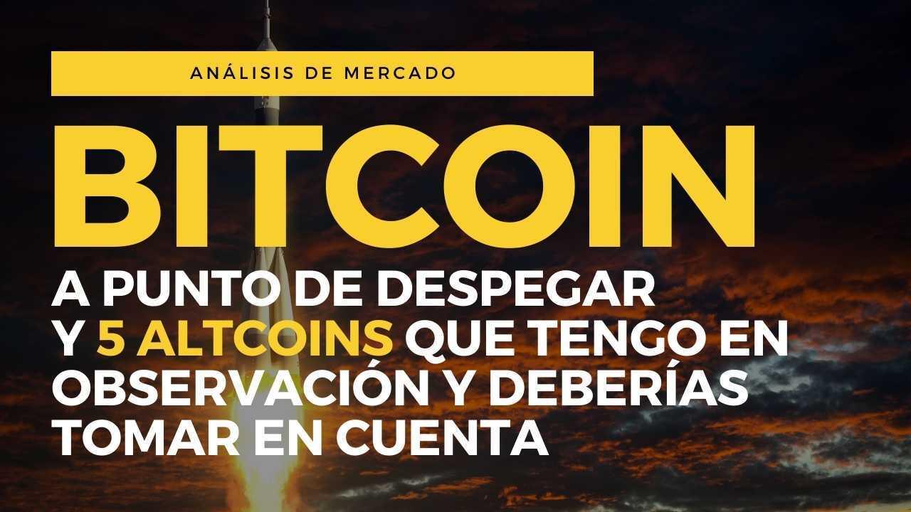 mercado crypto 5 altcoins